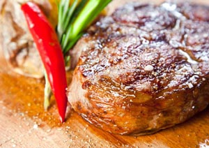 Pangea - Entrecote Steak