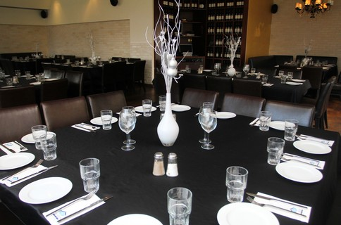 Derby Bar Kosher Restaurant Party Room